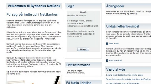 Netbank Login Sydbank – villagebetween.com