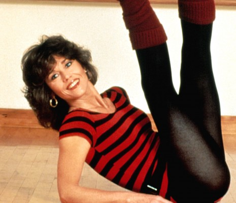 workout jane fonda