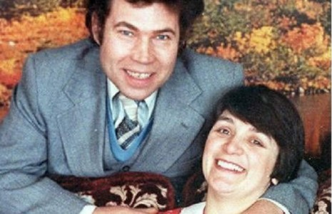 Fred og Rosemary West viste sig at være en dødelig kombination. Foto: TV 2