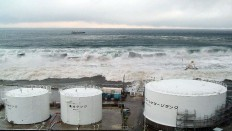 Nye billeder: Her rammer tsunamien Fukushima
