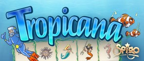 Tropicana &shy; spillemaskine